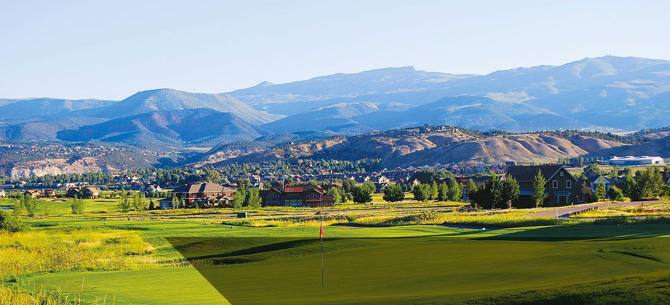 golf course homes for sale Colorado